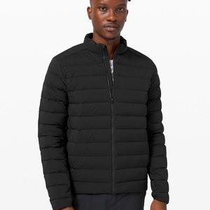 Lululemon Navigation Stretch Down Jacket - black